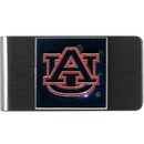 Siskiyou Buckle CMCL42 Auburn Tigers Steel Money Clip