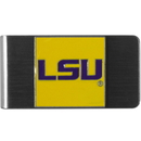 Siskiyou Buckle CMCL43 LSU Tigers Steel Money Clip