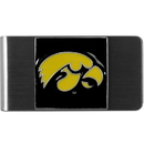 Siskiyou Buckle CMCL52 Iowa Hawkeyes Steel Money Clip