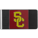 Siskiyou Buckle CMCL53 USC Trojans Steel Money Clip