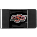 Siskiyou Buckle CMCL58 Oklahoma State Cowboys Steel Money Clip