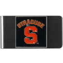 Siskiyou Buckle CMCL62 Syracuse Orange Steel Money Clip