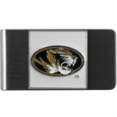 Siskiyou Buckle CMCL67 Missouri Tigers Steel Money Clip