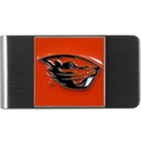 Siskiyou Buckle CMCL72 Oregon St. Beavers Steel Money Clip