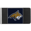 Siskiyou Buckle CMCL74 College Large Money Clip -  Montana State Bobcats