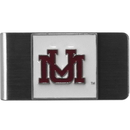 Siskiyou Buckle CMCL75 Montana Grizzlies Steel Money Clip