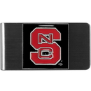 Siskiyou Buckle CMCL79 N. Carolina St. Wolfpack Steel Money Clip