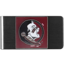 Siskiyou Buckle CMCL7 Florida St. Seminoles Steel Money Clip