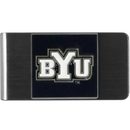 Siskiyou Buckle CMCL86 BYU Cougars Steel Money Clip