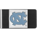 Siskiyou Buckle CMCL9 N. Carolina Tar Heels Steel Money Clip