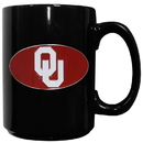 Siskiyou Buckle CMG48 Oklahoma Sooners Ceramic Coffee Mug
