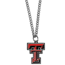 Siskiyou Buckle CN30SC Texas Tech Raiders Chain Necklace with Small Charm