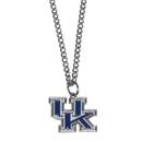 Siskiyou Buckle CN35SC Kentucky Wildcats Chain Necklace with Small Charm