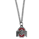 Siskiyou Buckle CN38SC Ohio St. Buckeyes Chain Necklace with Small Charm