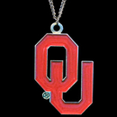 Siskiyou Buckle CN48 Oklahoma Sooners Chain Necklace