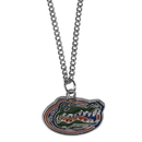 Siskiyou Buckle CN4SC Florida Gators Chain Necklace with Small Charm