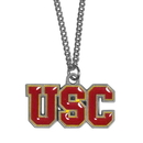 Siskiyou Buckle CN53 USC Trojans Chain Necklace
