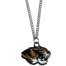 Siskiyou Buckle CN67SC Missouri Tigers Chain Necklace with Small Charm