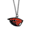 Siskiyou Buckle CN72 Oregon St. Beavers Chain Necklace