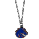 Siskiyou Buckle CN73SC Boise St. Broncos Chain Necklace with Small Charm