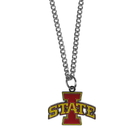 Siskiyou Buckle CN83SC Iowa St. Cyclones Chain Necklace with Small Charm