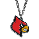 Siskiyou Buckle CN88 Louisville Cardinals Chain Necklace