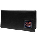Siskiyou Buckle CNC42BX Auburn Tigers Leather Checkbook Cover