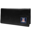 Siskiyou Buckle CNC54BX Arizona Wildcats Leather Checkbook Cover