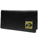 Siskiyou Buckle CNC57BX Colorado Buffaloes Leather Checkbook Cover