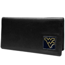 Siskiyou Buckle CNC60BX W. Virginia Mountaineers Leather Checkbook Cover
