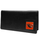 Siskiyou Buckle CNC72BX Oregon St. Beavers Leather Checkbook Cover
