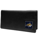 Siskiyou Buckle CNC74BX Leather Checkbook Cover - Montana St.