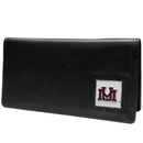 Siskiyou Buckle CNC75BX Montana Grizzlies Leather Checkbook Cover