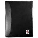Siskiyou Buckle Oklahoma Sooners Leather and Canvas Padfolio, CPAD48