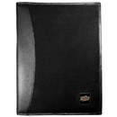 Siskiyou Buckle Oklahoma St. Cowboys Leather and Canvas Padfolio, CPAD58
