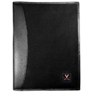 Siskiyou Buckle Virginia Cavaliers Leather and Canvas Padfolio, CPAD78