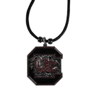 Siskiyou Buckle S. Carolina Gamecocks Cord Necklace, CPCC63