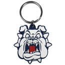 Siskiyou Buckle Fresno St. Bulldogs Flex Key Chain, CPK100