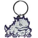Siskiyou Buckle TCU Horned Frogs Flex Key Chain, CPK112
