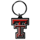 Siskiyou Buckle CPK30 Texas Tech Raiders Flex Key Chain