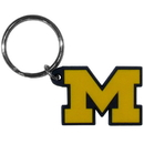 Siskiyou Buckle CPK36 Michigan Wolverines Flex Key Chain