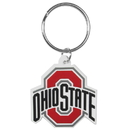 Siskiyou Buckle CPK38 Ohio St. Buckeyes Flex Key Chain