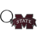 Siskiyou Buckle CPK45 Mississippi St. Bulldogs Flex Key Chain