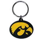 Siskiyou Buckle CPK52 Iowa Hawkeyes Flex Key Chain