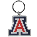 Siskiyou Buckle CPK54 Arizona Wildcats Flex Key Chain