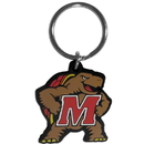 Siskiyou Buckle CPK64 Maryland Terrapins Flex Key Chain