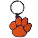 Siskiyou Buckle CPK69 Clemson Tigers Flex Key Chain