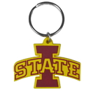 Siskiyou Buckle CPK83 Iowa St. Cyclones Flex Key Chain