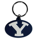 Siskiyou Buckle CPK86 BYU Cougars Flex Key Chain