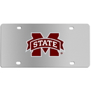 Siskiyou Buckle CPLC45 Mississippi St. Bulldogs Steel License Plate
